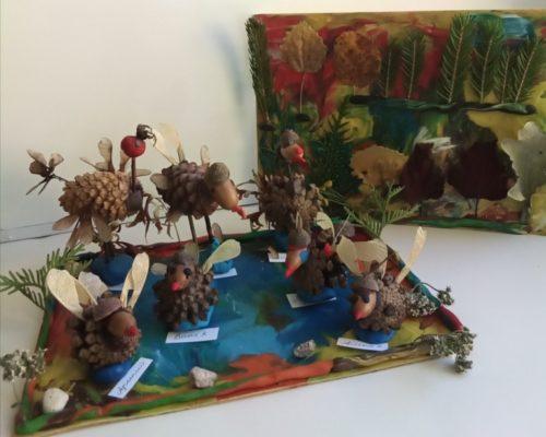 Выставка «Природная мастерская»